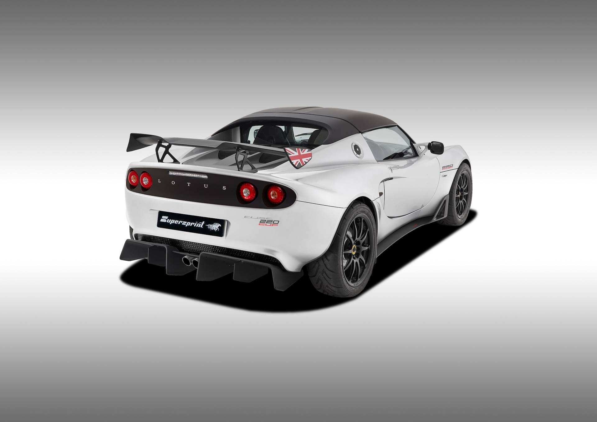 Supersprint Exhaust for LOTUS ELISE Cup 220 2015 ->