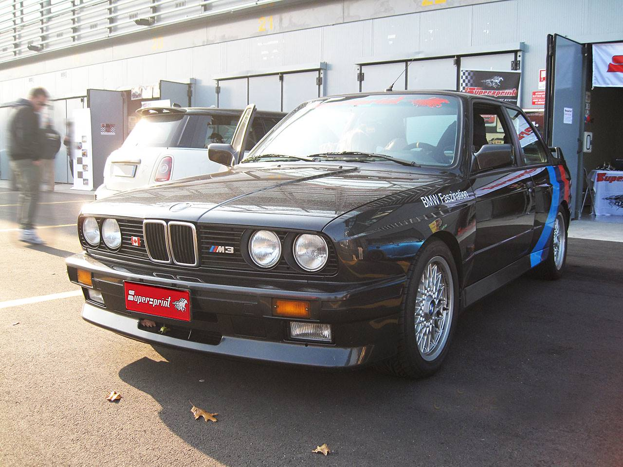 Supersprint Exhaust for BMW E30 M3 2.3 ->'92