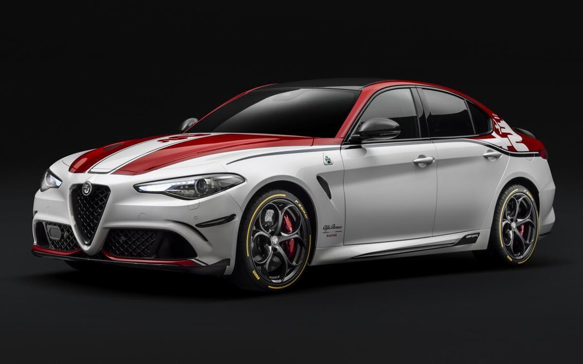Supersprint fra Danspeed til Alfa Romeo Giulia