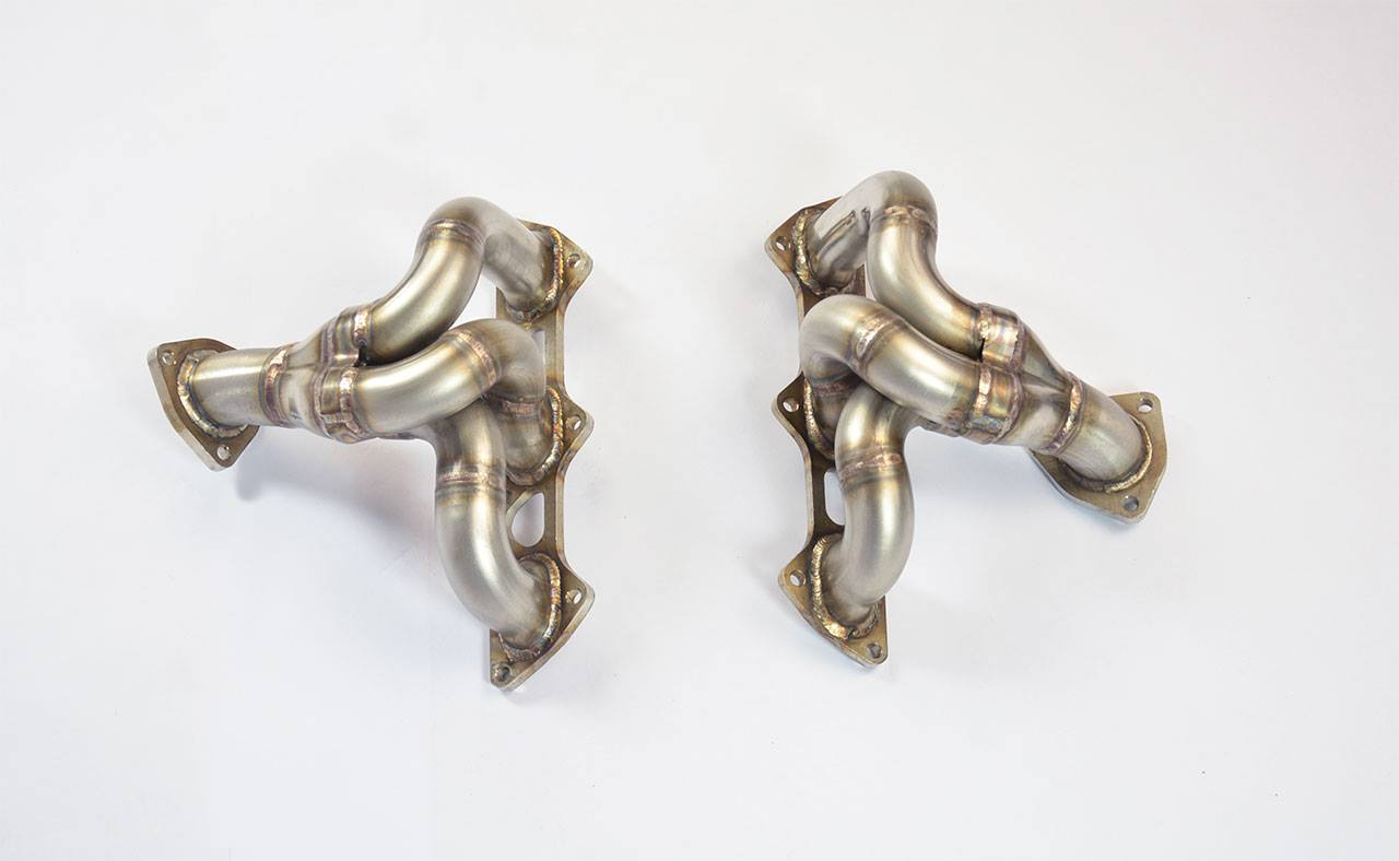 Supersprint Exhaust for PORSCHE 996 Turbo 3.6i 4x4 (420 Hp)