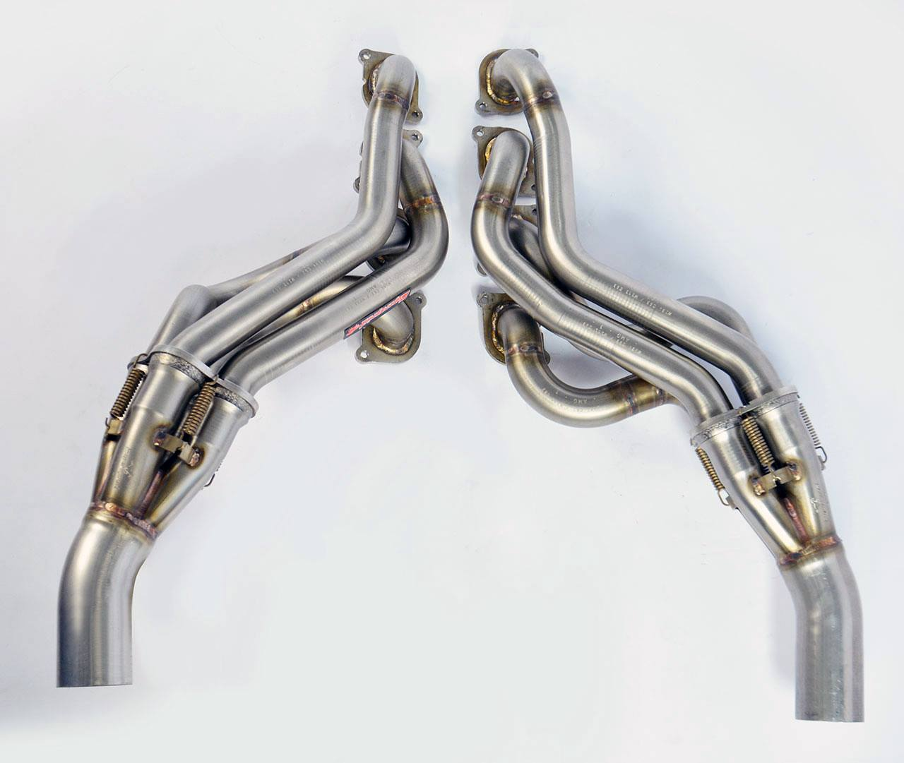 Supersprint Exhaust for MERCEDES W212 E 63 AMG (M156 6.2i V8 - 525 Hp) (Sedan + S.W.) '09 -> '13