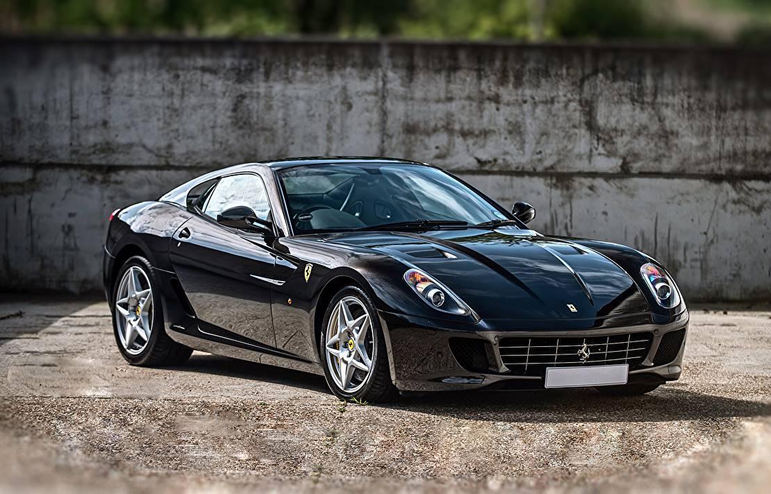 Supersprint Exhaust For Ferrari 599 Gtb Fiorano Hgte 6 0i V12 620 Hp 06 12