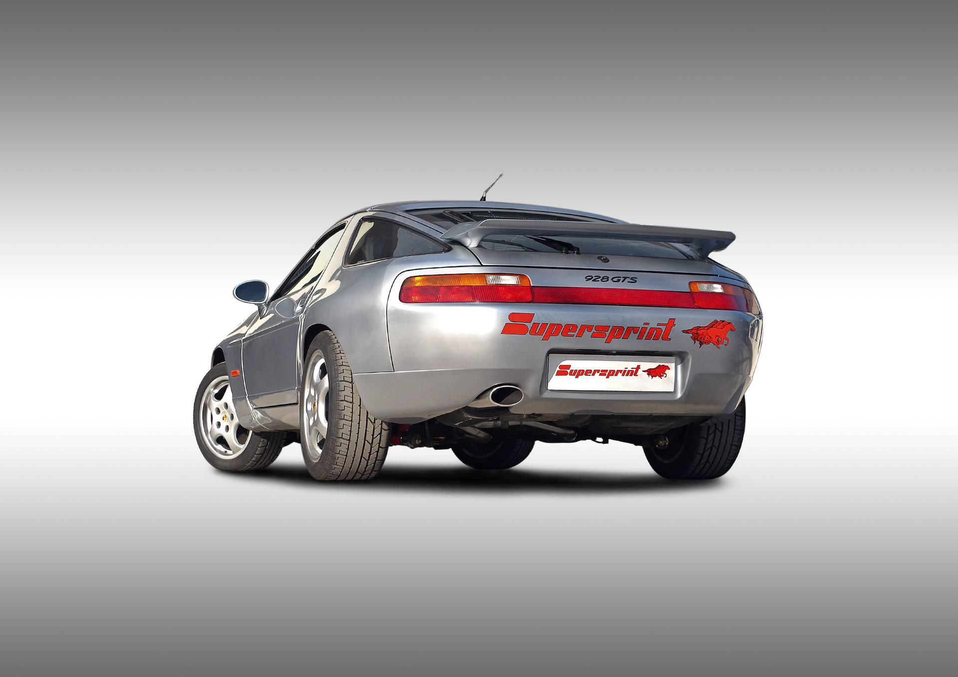 Supersprint fra Danspeed til Porsche 928 S4 og 928 GT