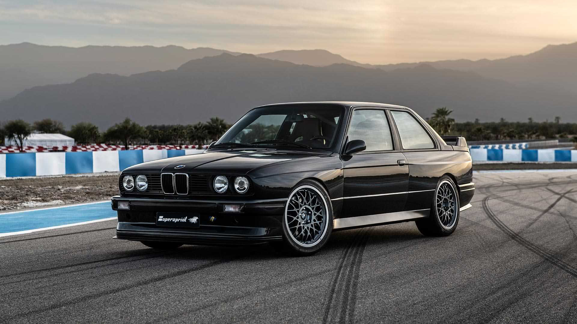 Supersprint Exhaust For Bmw E30 All Models For E46 M3 S54 Engine Conversion