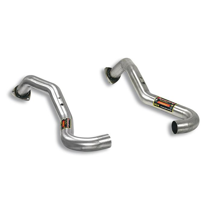 Porsche - PORSCHE 986 BOXSTER 2.7i ' 00 -> ' 04 Front pipe kit Right + Left, performance exhaust systems