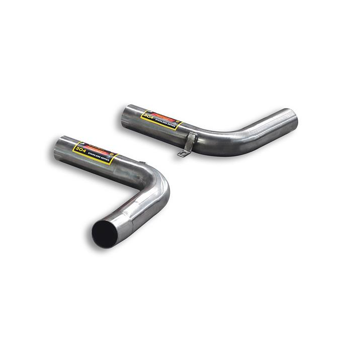Mercedes - MERCEDES W221 S420 CDi V8 '09 -> Connecting pipes kit Right - Left, performance exhaust systems