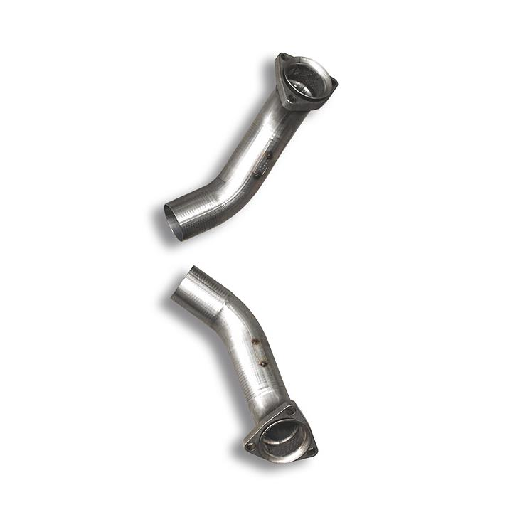 Corvette - CORVETTE C-5 5.7i V8 '97 -> '00 Connecting pipes kit Right - Left for OEM manifold, performance exhaust systems
