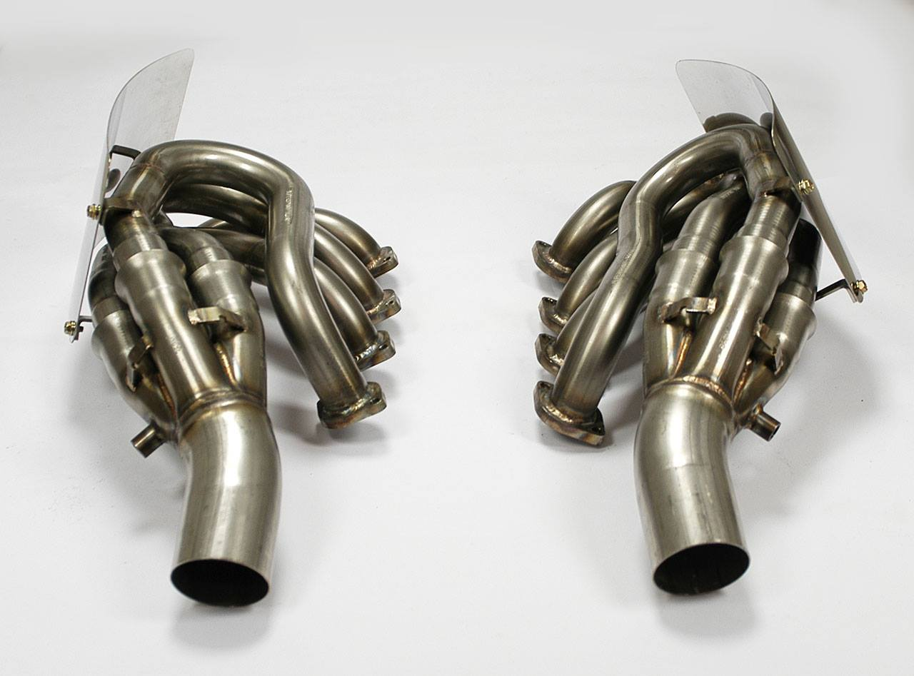 Supersprint Exhaust For Ferrari 360 Challenge Stradale 425 Hp 03 04