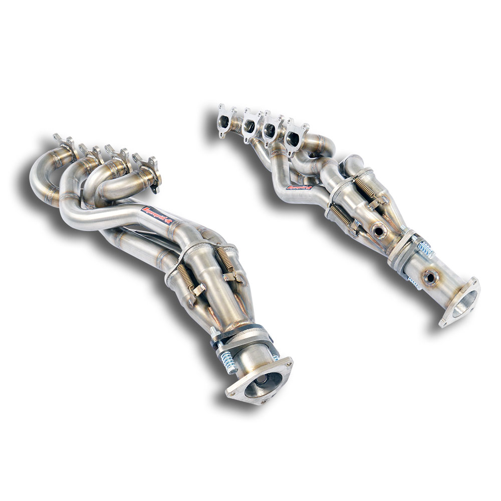 Porsche - PORSCHE 957 CAYENNE GTS 4.8i V8 (405 Hp) 2008 -> 2010 Manifold Right - Left<br>SUPERSPRINT DESIGN PATENT, performance exhaust systems