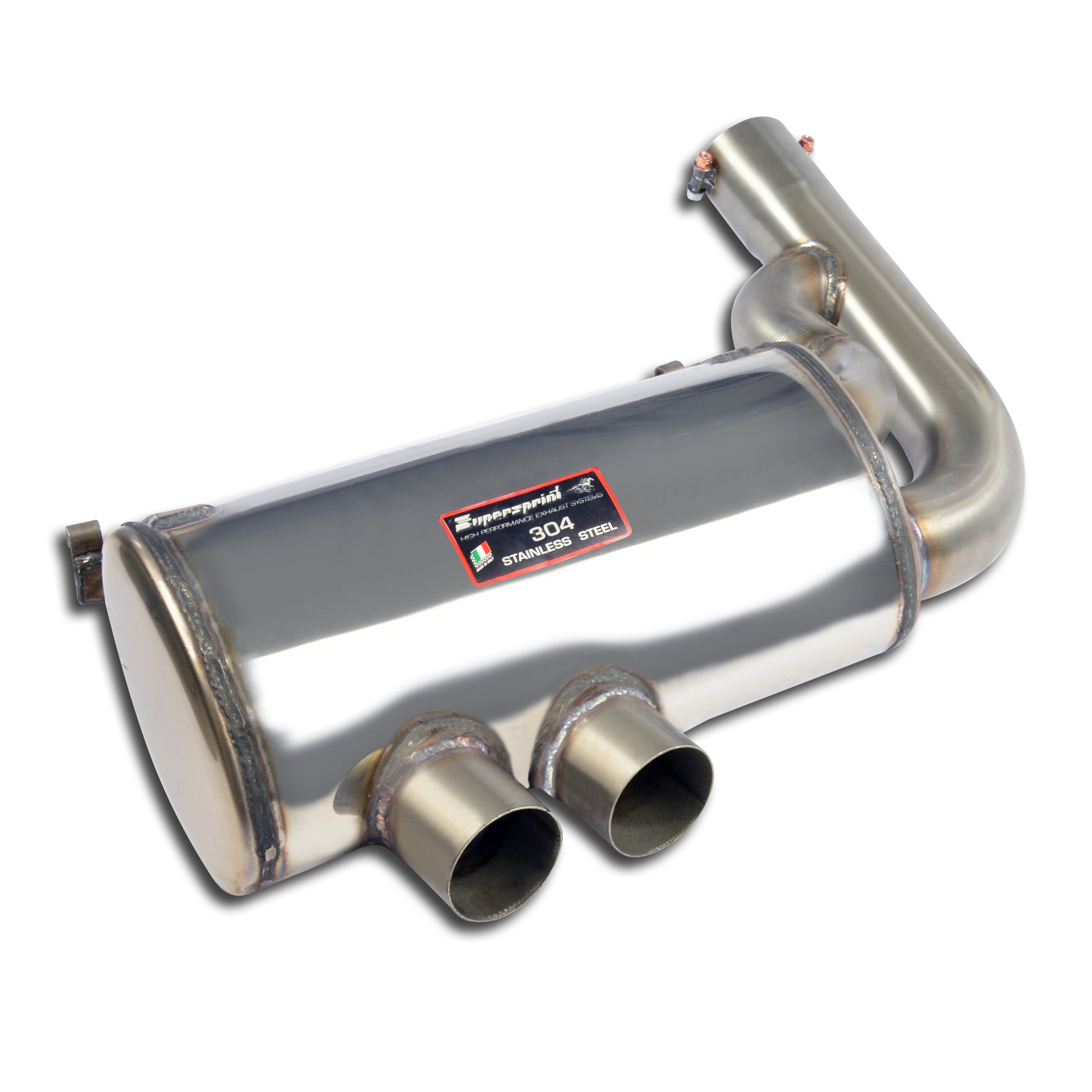 Performance Sport Exhaust For Porsche 718 Boxster S