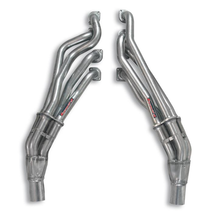 BMW - BMW E66 745il V8 ' 02 -> ' 04 Manifold Right - Left<br>(Left Hand Drive)<br>SUPERSPRINT DESIGN PATENT, performance exhaust systems