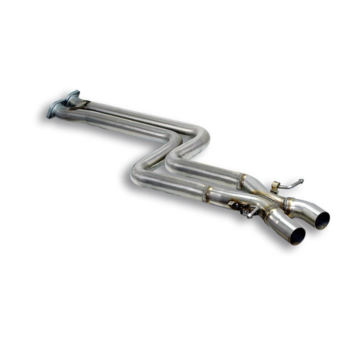 "BMW - BMW X3  2.5i 2004 -> 2005 Front section Right - Left + ""X-Pipe"", performance exhaust systems"