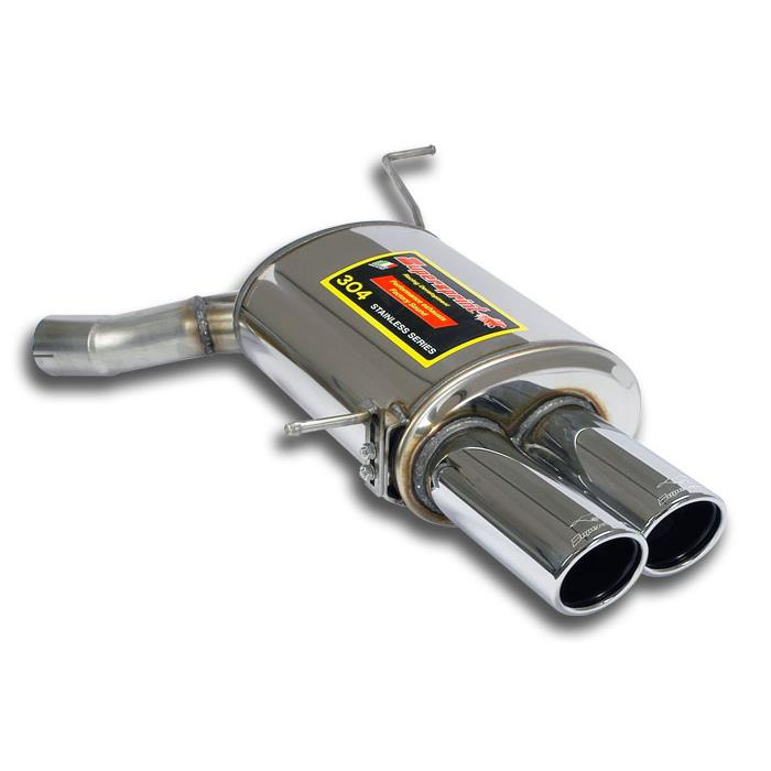 BMW M - BMW E64 Cabrio M6 5.0i V10 ' 05 -> Rear exhaust Right OO90, performance exhaust systems