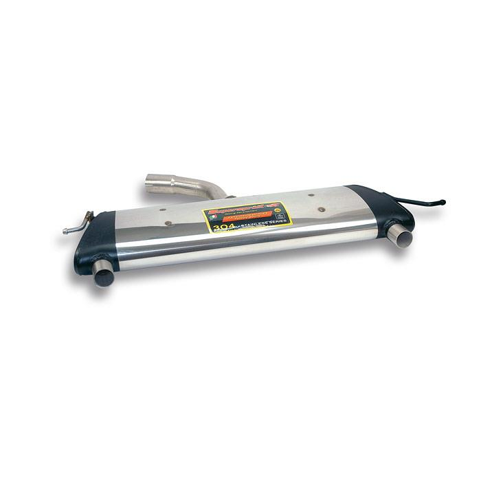 Seat - SEAT ALTEA 1.2 TSi (86 Hp - 105 Hp) 2010 -> 04/2011 Rear exhaust, performance exhaust systems