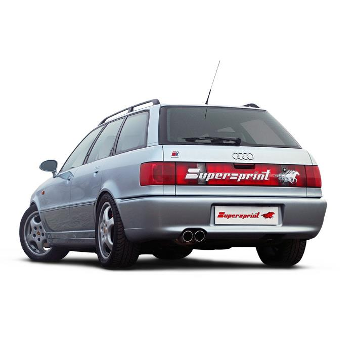 Audi  S / RS - AUDI 80 B4 (Limousine+ Avant) 2.2i RS2 Turbo Quattro (315 PS)