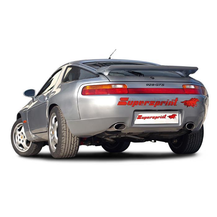 Porsche Abgassysteme Auspuffanlagen
