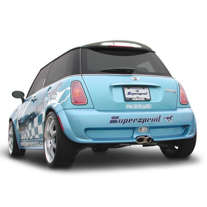 宝马 Mini Cooper S 1 6i 163 Hp 02 03