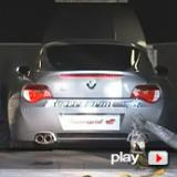 BMW Z4 M Roadster / Coupè 3.2i ' 06 -> (video III)