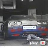 CORVETTE C-5 5.7i V8 ' 97 -> ' 00 (video II)