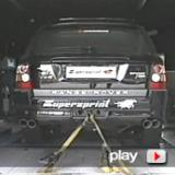 RANGE ROVER SPORT 4.4i V8 (Motore FORD) ' 05 -> (video III)