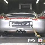PORSCHE 986 BOXSTER S 3.2i ( 252 Hp ) ' 00 -> ' 02 (video IV)
