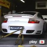 PORSCHE 997 Turbo (480 Hp) ' 06 -> (video II)