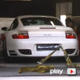 PORSCHE 997 Turbo (480 Hp) ' 06 -> (video III)