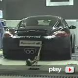 PORSCHE CAYMAN S 3.4i ( 295 Hp ) ' 06 -> (video II)