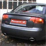 AUDI A4 RS4 QUATTRO 4.2i V8 (420 Hp) '06 - Supersprint exhaust system