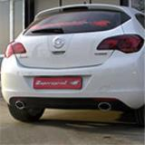 Astra J 1.6 Turbo (180 Hp) Complete Exhaust