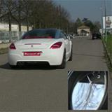 Peugeot RCZ 1.6i THP (155 Hp) 2010 Full Supersprint Exhaust