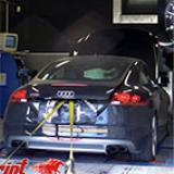 Audi TTS - Full Exhaust - Dyno