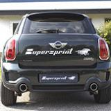 New exhaust system for Mini Countryman Cooper S R60