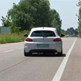 VW SCIROCCO 1.4 TSI (160 Hp) '08 -> Full exhaust - Acceleration