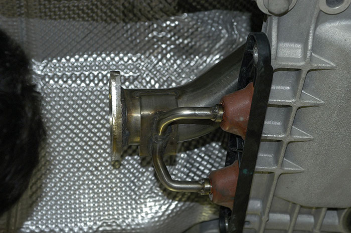 Detail of 767511 - Downpipe