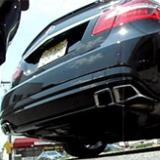 Mercedes E63 AMG - Supersprint Exhaust system