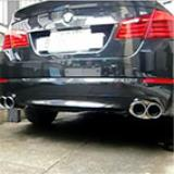 BMW 535i F10 Supersprint - Catback system
