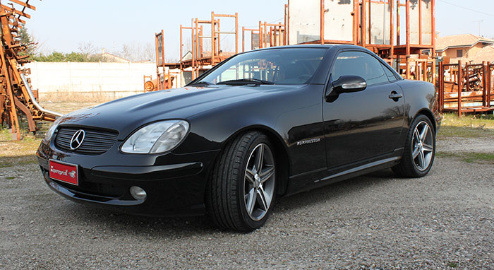 MERCEDES R170 SLK 200 Kompressor (163 Hp) ' 00 –› ' 03