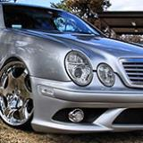 Williams707 W208 CLK 320 V6