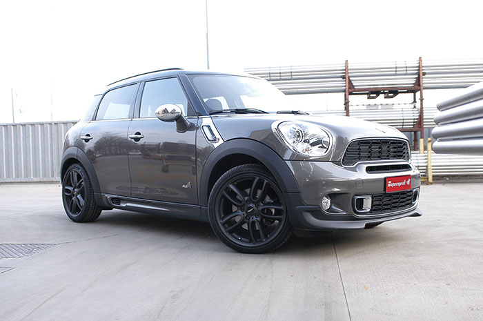 BMW MINI Cooper S Countryman ALL4 1.6i Turbo 2011 –› Aero Kit