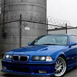 "BMW E36 M3 3.2 -> Supersprint front pipes kit + rear exhaust ""Racing"" OO70"
