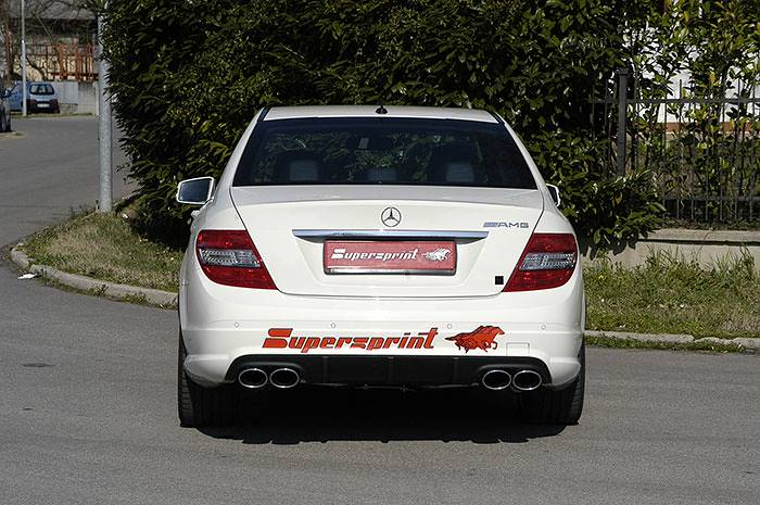 847634 Rear exhaust L. + 847604 Rear exhaust R. + 847627 Endpipe kit R.- L. 120x80