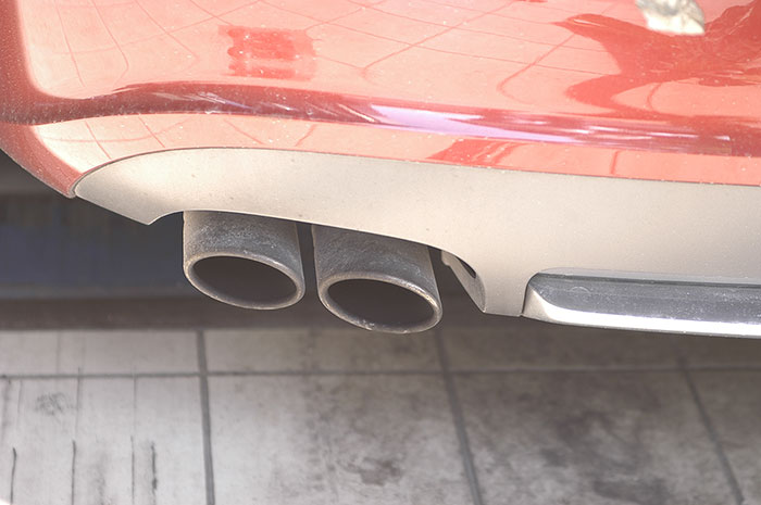 Stock endpipes L.