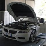 Full exhaust system for BMW Z4 28i