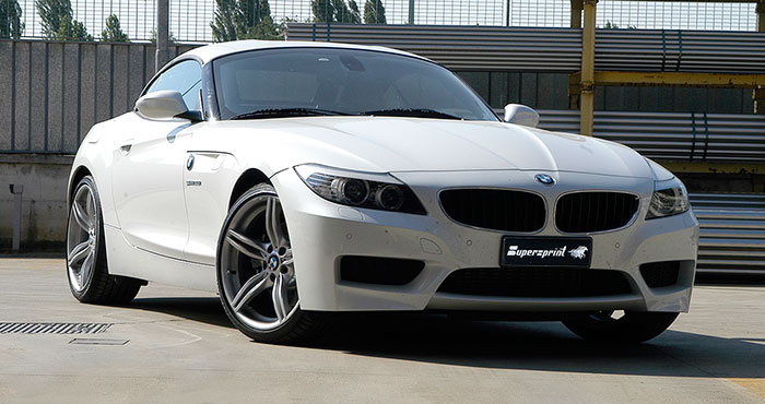 BMW E89 Z4 28i (N20 2.0l 4 cyl. Turbo) 2011 –›