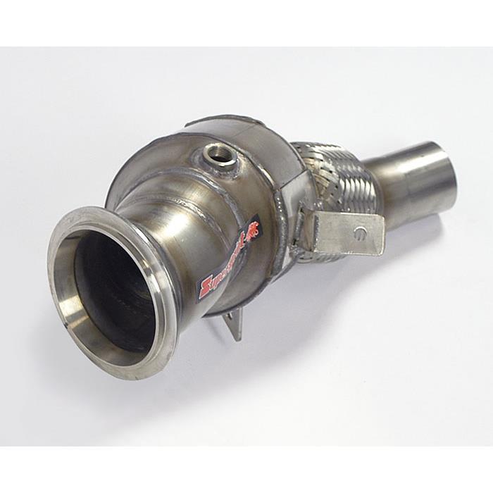 Bmw Z4 E89 Exhaust: Downpipe Kit + Metallic Catalytic Converter For Z4 28i
