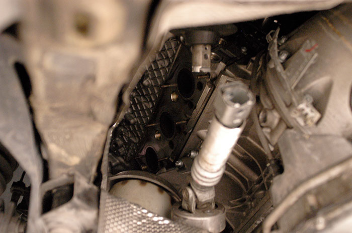 Prototype of 845001 Manifold R.- L. (LHD)