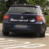 BMW F20 125i 2.0T (218 Hp) 2012 -> Supersprint full exhaust system - Start
