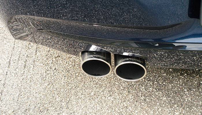 987306 Rear exhaust OO80
