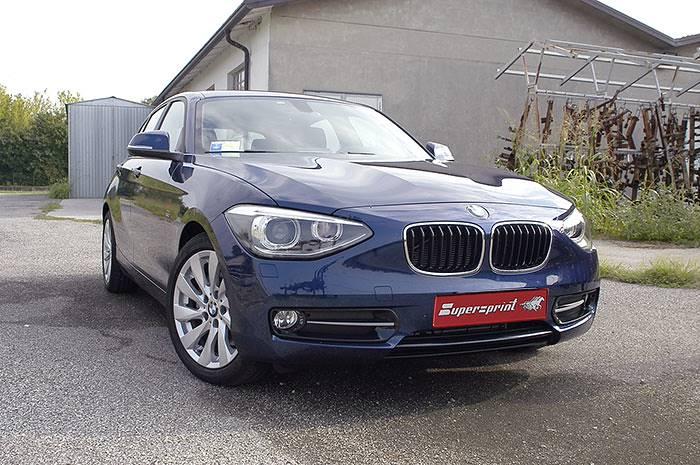 BMW F20 / F21 LCI 125i 2.0T (218 Hp) 2015 ->, BMW F20 / F21, BMW ...